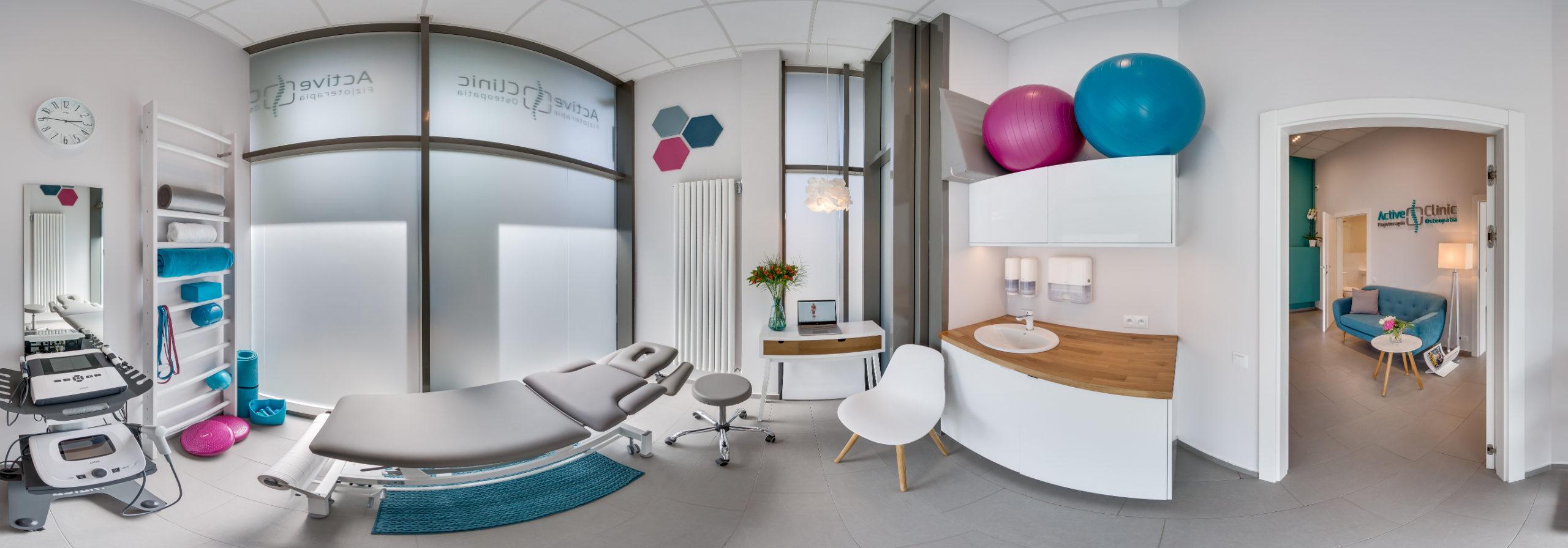 Active Clinic - Gabinet 1 Rehabilitacja Fizjoterapia